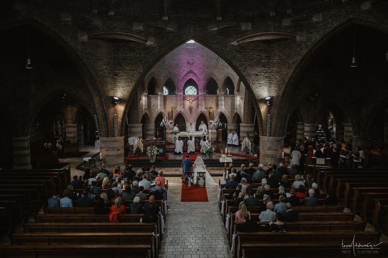 Church Wedding -
