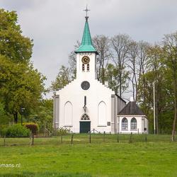 Kerkje in Hoenderloo