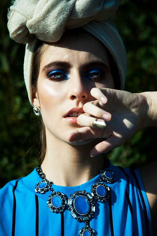 Noa - Publicatie Fart Magazine<br /> <br /> Styling, Nadia Oussalem @ Class of Style<br /> Make-up &amp; haar, Linsy Vervaart<br /> Model, Noa Sch