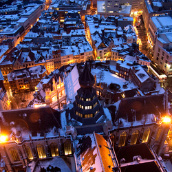 Antwerp is Burning
