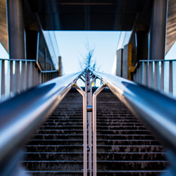 Symmetrie station Utrecht Centraal