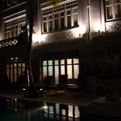 5 * hotel Maleisië Penang by night