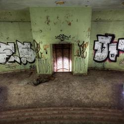 ''The Green Room'' (HDR)
