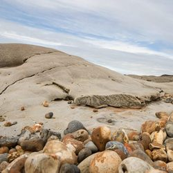 Stenen in Audresselles