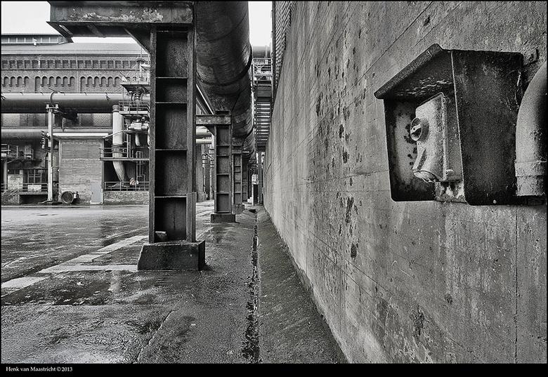 duisburg-11 - Geen sec. droog die dag.