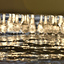 ijspegels onder steiger