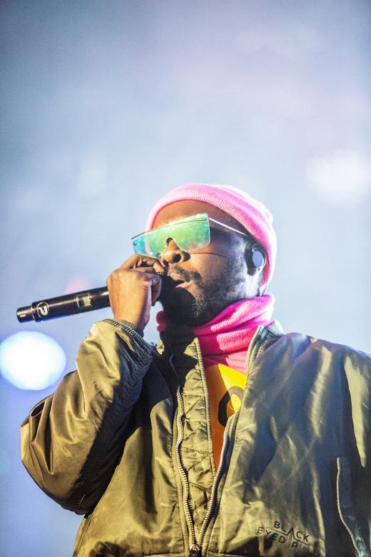 Black Eyed Peas // Zwarte Cross - Black Eyed Peas