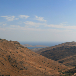 Lesbos panorama