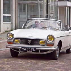Peugeot 404 C Convertible 1968