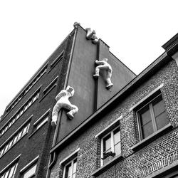 Gevel te Antwerpen