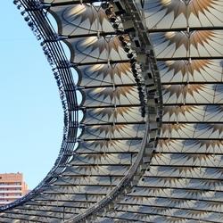 nieuwe stadion in Kiev