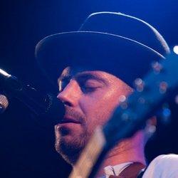 zanger en gitarist