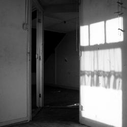Licht door het raam