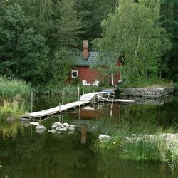fins zomerhuisje