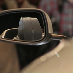 Kijkje in de spiegel