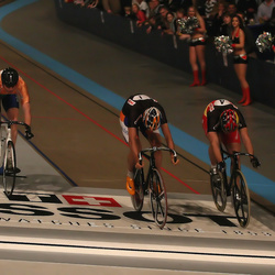 Masters of sprint 1/4 finale