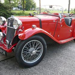 Singer LeMans Special Speed 1935