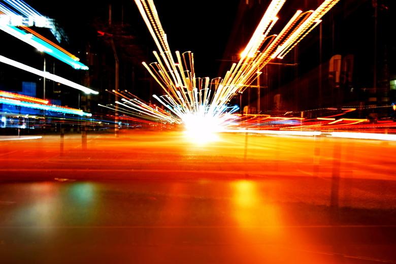 Spelen met licht straatfotografie foto van nadechemeeder zoom
