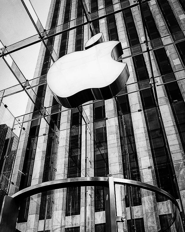 New York 19 - Als er een bedrijf is dat haar imago een boost heeft gegeven is het Apple wel. Het tech bedrijf dat vanuit een kleine garage in Silicon