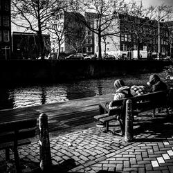 Amsterdamse jeugd van tegenwoordig....