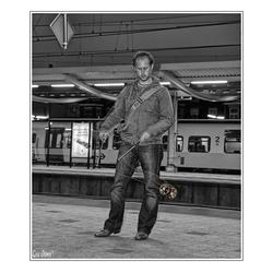 Dia Bolo op Station*