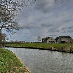 Nr 129.Van Utrecht naar Wijk bij Duurstede