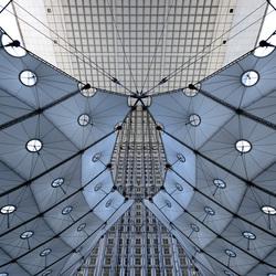La Grande Arche in La Défense
