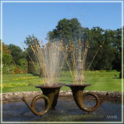 Trompetten fontein