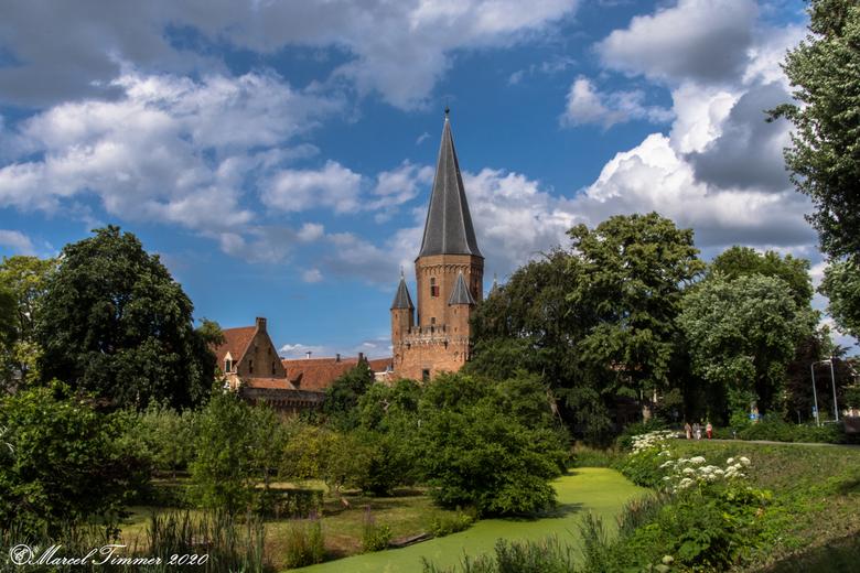Droge Nap Zutphen - De Droge Nap-toren in Zutphen