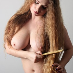 Combing my hair