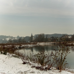 Sneeuw in Maastricht