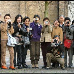 Japanse toeristen!!