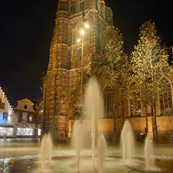St.Jan in Oosterhout, herfstavond