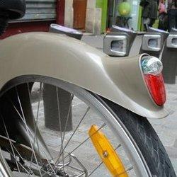 Rent a bike...