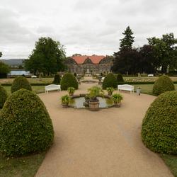 Slot Blankenburg tuinen