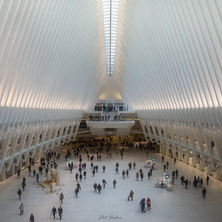 Trade Center Transportation Hub - New York | USA