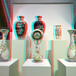 Museum Gouda anaglyph
