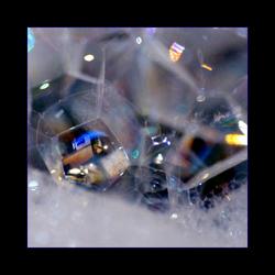 De wereld in een zeepbel