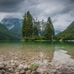 Lago Predil, Italië