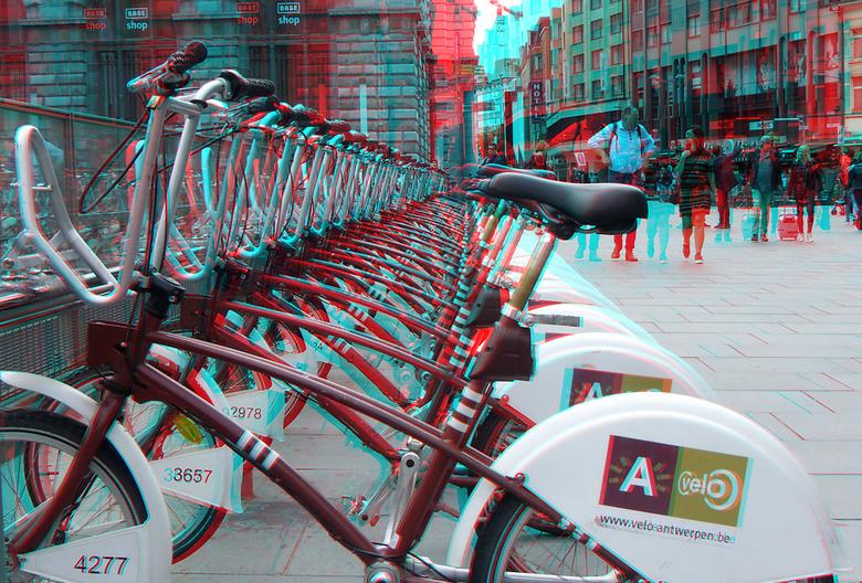 Antwerpen 3D - Antwerpen 3D