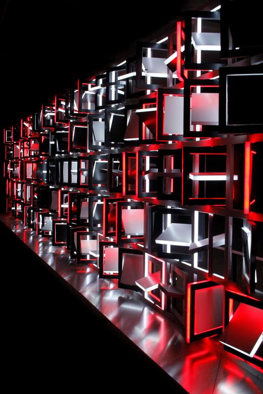 Frame - Een fascinerend lichtobject op StrijpS.