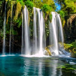 waterval Antalya