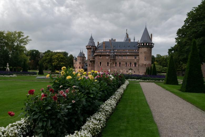 Kasteel de Haar - Kasteel de Haar, eeuwenoud, museum, kasteeltuin, prachtig!
