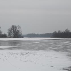 Wijds Winterlandschap