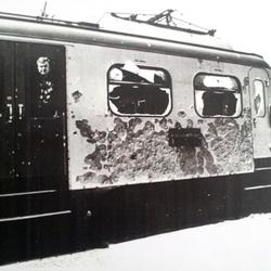 Treinkaping De Punt 1977