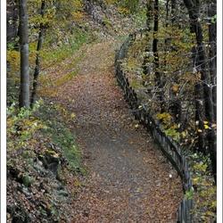Herfst in Attendorn - Burghotel Schnellenberg