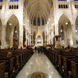 St Patricks Cathedral aan 5th Avenue