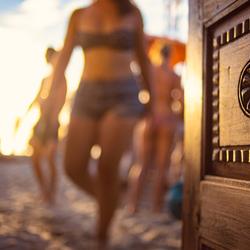 Summer in Elements Beach
