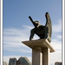Sculptuur Valencia