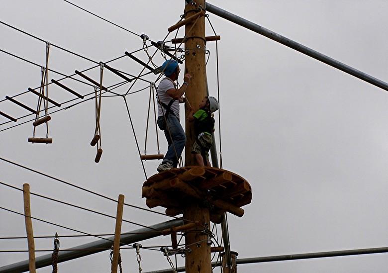 KURENPOLDER 20-07-2013 TEAM BIESBOSCH - KURENPOLDER 20-07-2013 Noord Brabant<br /> <br /> Werkelijk voor jong en oud dit klimfestiviteiten in Hank o